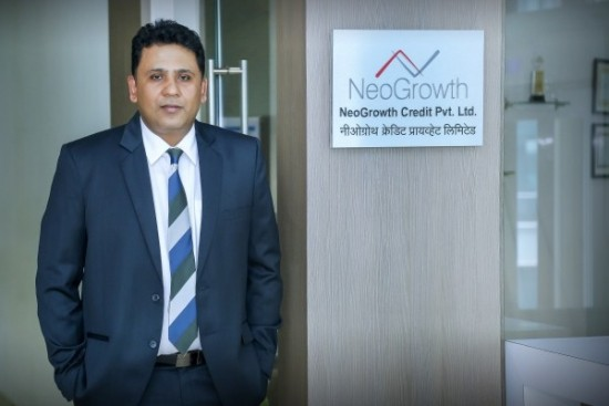 Arun Nayyar, CEO des Oikocredit-Partners NeoGrowth